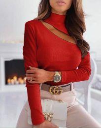 Bluza - koda 11490 - rdeča