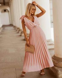 Obleka - koda 5290 - roza