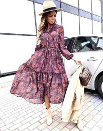 Obleka - koda 9660 - 4 - farebná